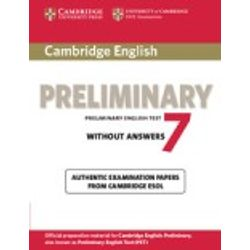 English test answers with preliminary extra students cambridge book
