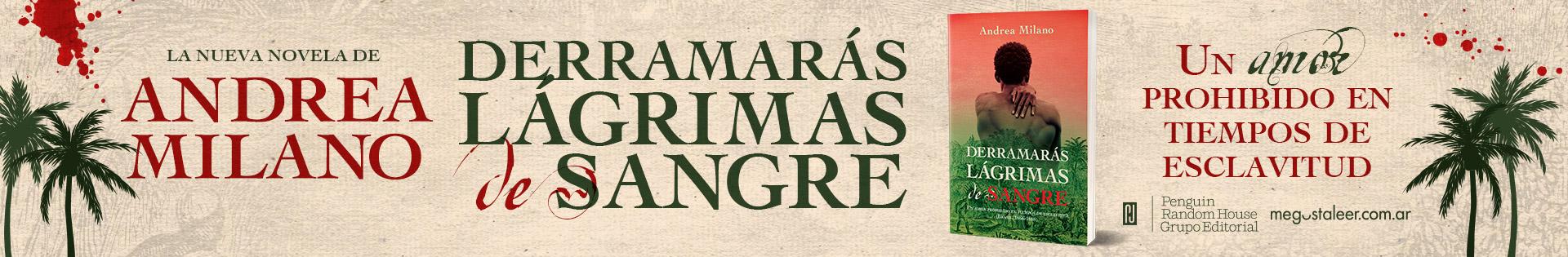 DERRAMARAS LAGRIMAS DE SANGRE- > Ficcion