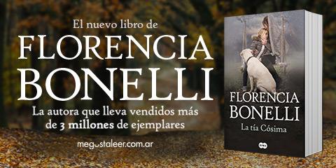 LIBRO LA TIA COSIMA - FLORENCIA BONELLI>PRH>Ficción